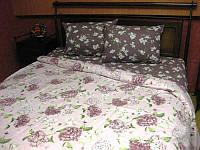 Комплект постельного белья Tirotex бязь двойной двуспальный 2