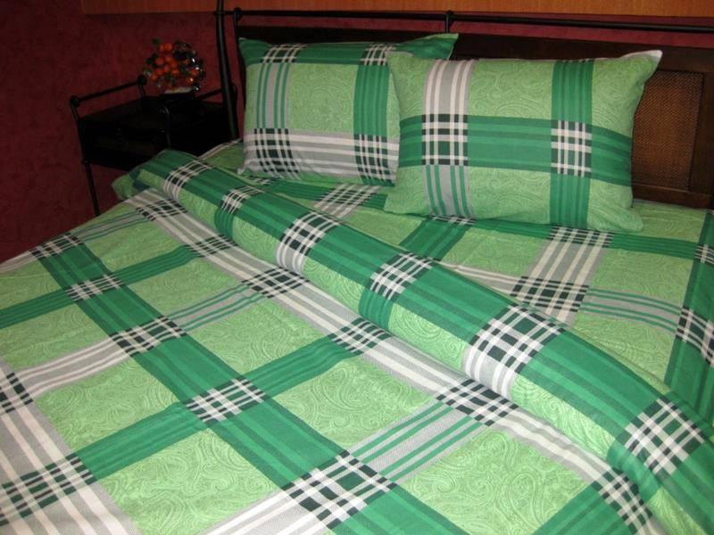 Комплект постельного белья Tirotex бязь евро двуспальный - евро, 5