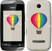 """Чехол на Nokia Asha 305 / 306 Воздушный шар """"3975u-248"""""""