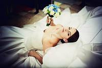 Пошив свадебного корсетного платья