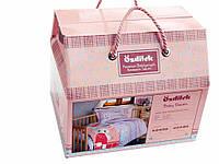 Комплект постельного белья Ozdilek детский с пледом 2