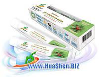 Комплект для укрепления зубов Хуашен - зубная паста и зубная щетка