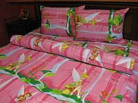 Комплект постельного белья Tirotex бязь 1,5 ка детский полуторный 2