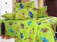 Комплект постельного белья Tirotex бязь 1,5 ка детский полуторный 3