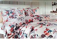 Комплект постельного белья Gelin Home жаккард BURGU евро