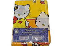 Комплект постельного белья Tirotex жатка полуторка детский полуторный 3