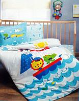 Постельное белье TAC baby FISHER PRICE BOY детское