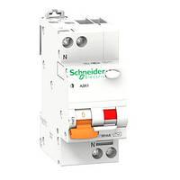 Дифференциальный автомат Schneider Electric АД63 2P 40А 30мА (х-ка С) 11475