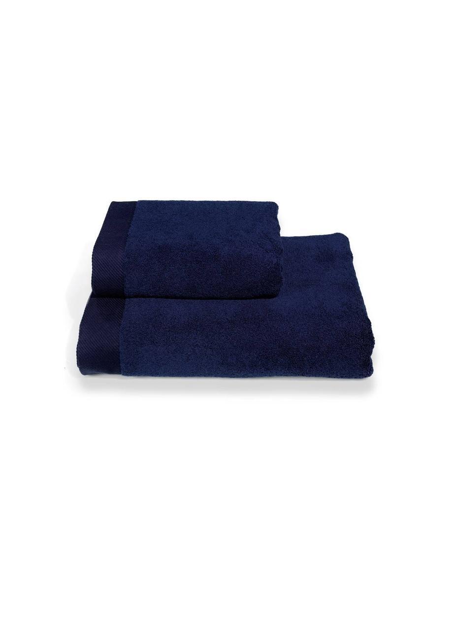 Рушник Soft MICRO Cotton 50*100 50*100 Темно-синій