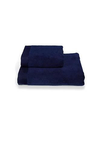 Рушник Soft MICRO Cotton 50*100 50*100 Темно-синій, фото 2