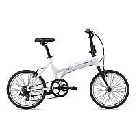 Велосипед складной Giant ExpessWay 2 белый 2016