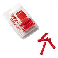 Защита баудена Sram 4-5mm, красная