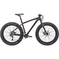 "Велосипед 26"" Felt 2016 FatBike Double-Double 70, M 18.5"", satin charcoal"