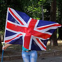 Большой флаг Великобритании, фото 1