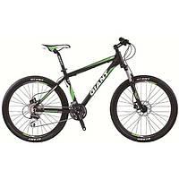 """Велосипед 26"""" Giant 2016 Rincon Disc, матовый черный/зеленый, M/19"""""""