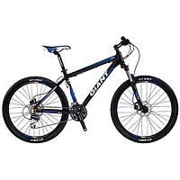 """Велосипед 26"""" Giant 2016 Rincon Disc, черный/синий, S/17"""""""