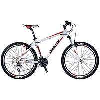 """Велосипед 26"""" Giant 2016 Rincon, матовый белый/красный, M/19"""""""
