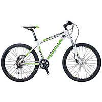 """Велосипед 26"""" Giant 2016 ATX Elite 1, белый/зеленый, L/21"""""""