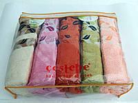 Полотенце Cestepe bamboo Maksi Soft 90*150 90x150 5