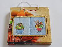 Салфетки Juanna 30х50 махровые 2 штуки 30x50 4