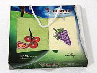 Салфетки Juanna 30х50 махровые 2 штуки 30x50 7