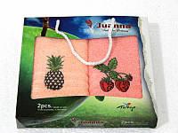 Салфетки Juanna 30х50 махровые 2 штуки 30x50 8