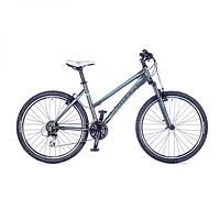 """Велосипед Author Quanta 26"""" 2016 серый, рама 18"""""""