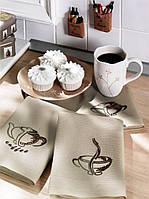 Салфетки Tivolyo Home COFFEE 40х60 40Х60