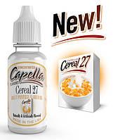 Capella Cereal 27 Flavor (Хлопья с Молоком) 5 мл