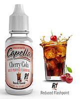 Capella Cherry Cola Rf Flavor (Кола с вишней) 5 мл