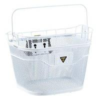 Корзина на руль Topeak Basket Front 16л, белая