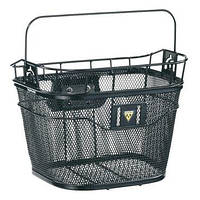 Корзина на руль Topeak Basket Front 16л, чёрная