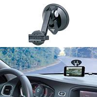 Крепление для футляров RideCase на лобовое стекло авто Topeak RideCase CarMount, пласт., чёрн.