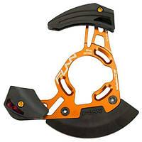Успокоитель цепи Funn Zippa DH Ano. Orange/Black ISCG05/External BB mount (with adaptor) Tooth Capacity: 32T~38T