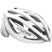 Шлем Lazer GENESIS белый матовый +чехол, размер L 58-61cm