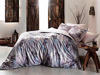 Сатиновое постельное белье Tivolyo Home Vivien