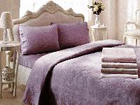 Набор Tivolyo Home Arredo Pike Фиолетовый 240х260