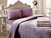 Набор Tivolyo Home Arredo Pike Розовый 240х260