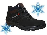 Мужские теплые зимние ботинки.
