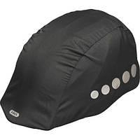 Дождевая накидка на шлем Abus Helmet Raincap black (ОРИГИНАЛ)