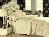Комплект постельного белья Amour Paris Solo bej евро