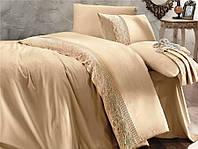 Комплект постельного белья Amour Paris Dream bej евро