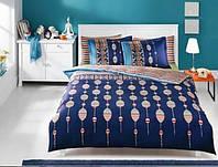 Комплект постельного белья Tac Delux JuAnna damson