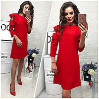 Платье 783/2 красный