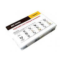Набор фитингов Jagwire HFA900 по 10шт для 20-ти разных тормозных систем