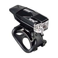 Свет передний Infini MINI LAVA 1LED черный, USB