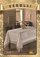 Скатерть на стол Verolli ED- 180 160x220