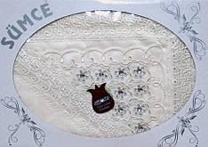 Скатерть прямоугольная Cicek Sumce камни 160*350