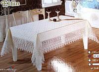 Скатерть на стол Cicek Elfin 160x220
