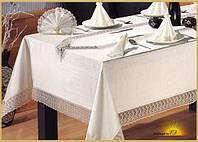 Скатерть на стол VEROLLI VIP SANTUK